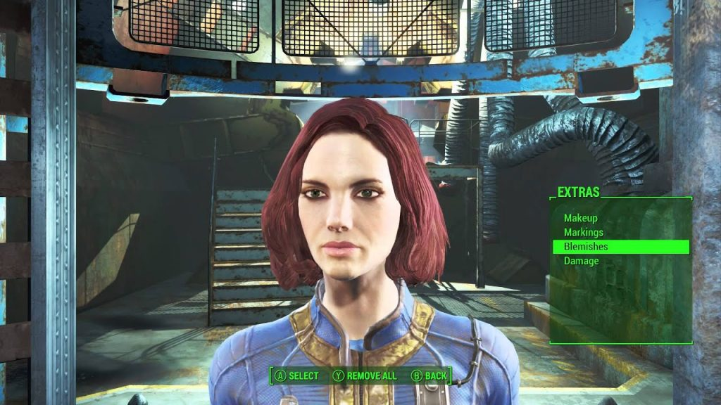 The player-character relationship: Fallout 4 blank slate
