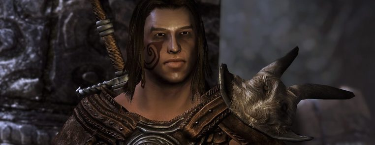 Attachment and character archetypes of Skyrim's recruitable companions